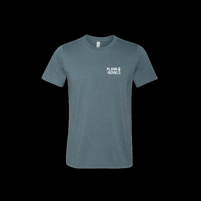 Stacked Playa Bowls Logo T-Shirt