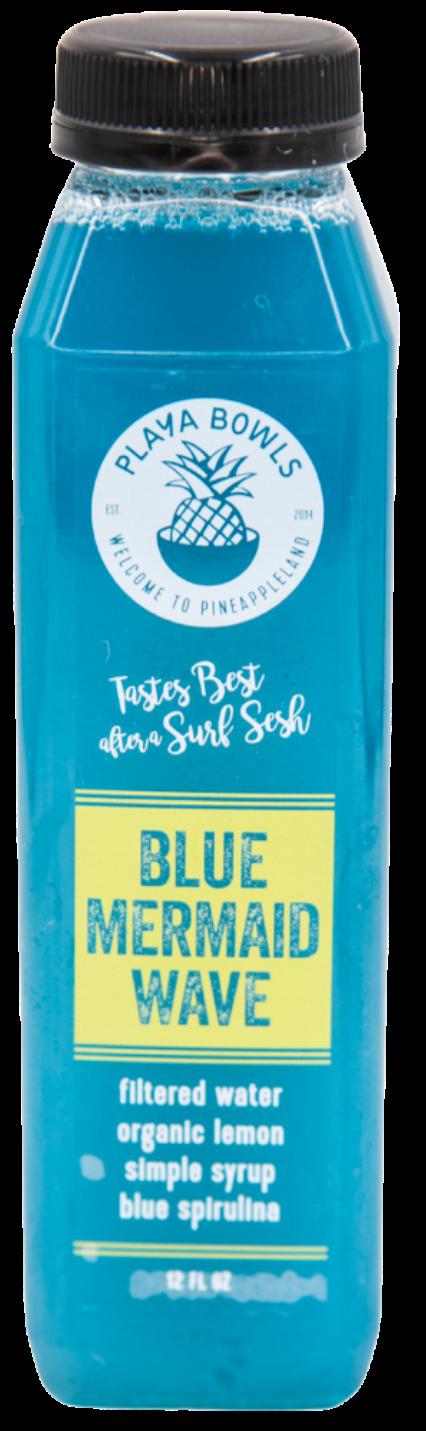 Blue Mermaid Wave