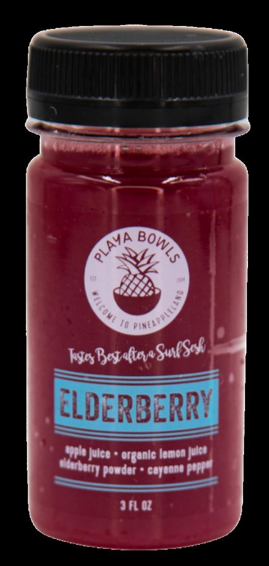 Elderberry Shot