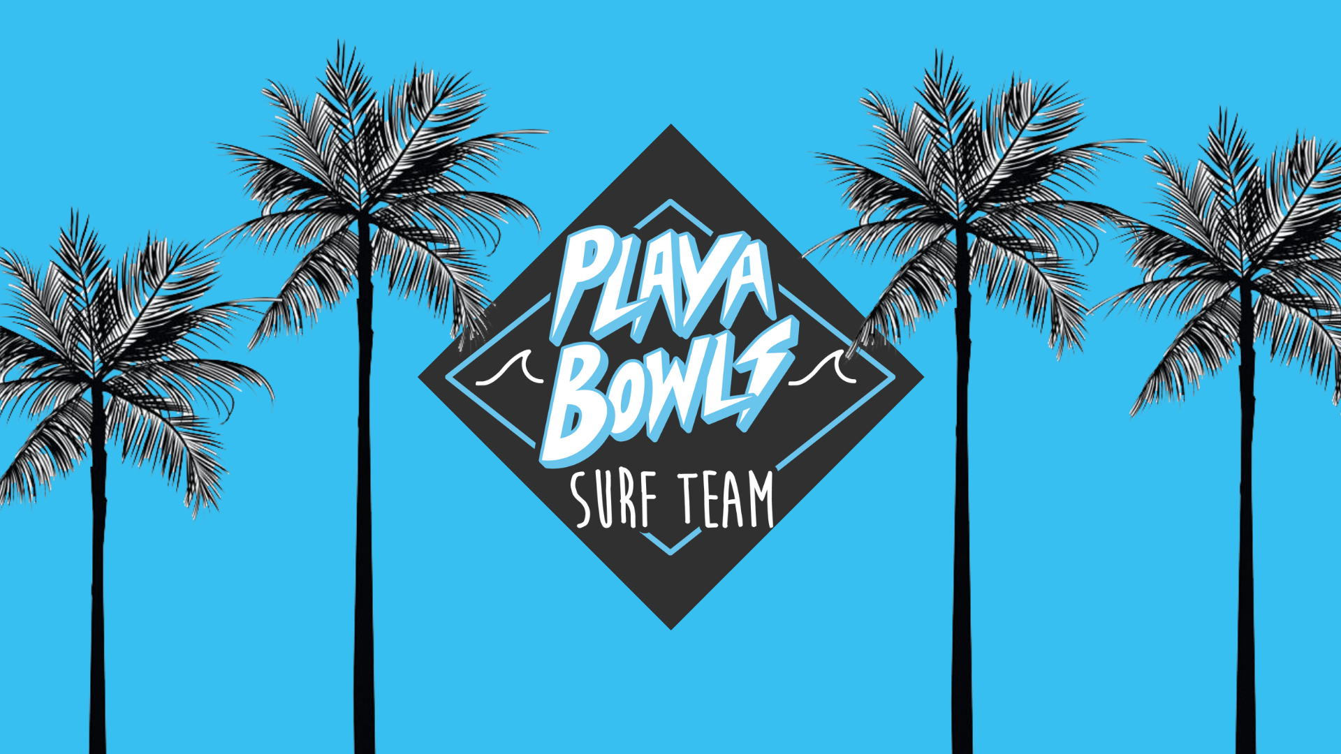 It's official check out the Playa Bowls Surf Team!