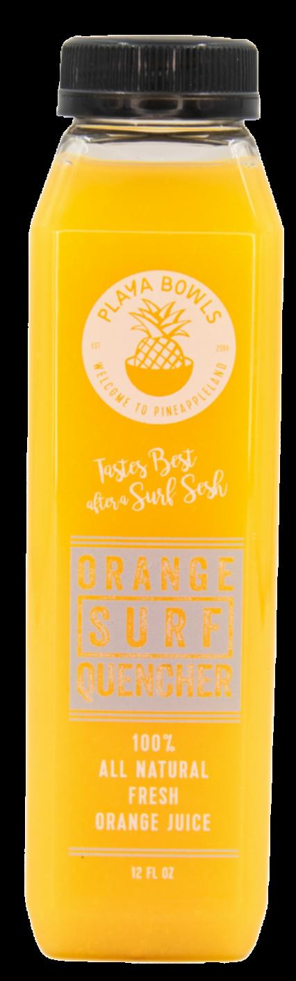 Orange Surf Quencher