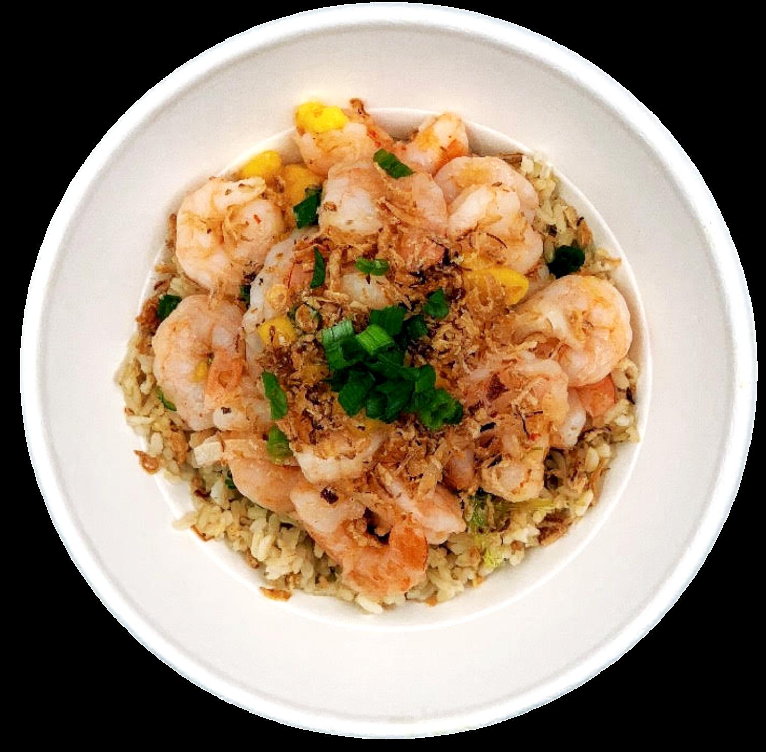 Rock-N-Roll Shrimp Bowl
