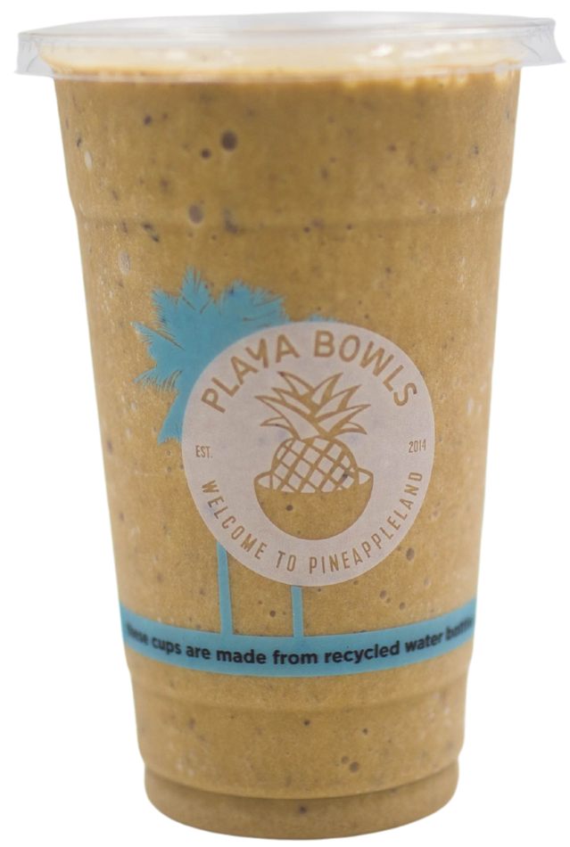 Coconut New Orleans Smoothie