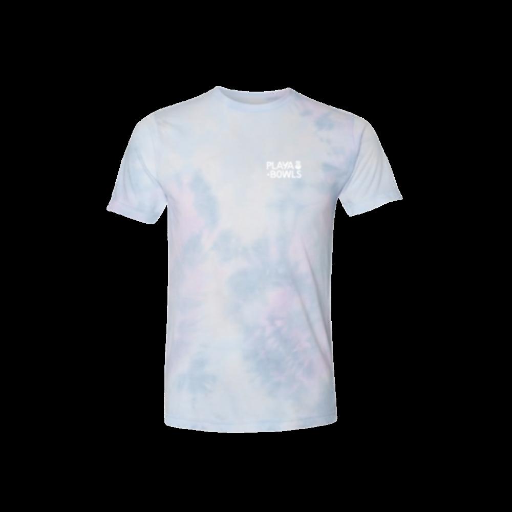 Purple Tie Dye T-Shirt