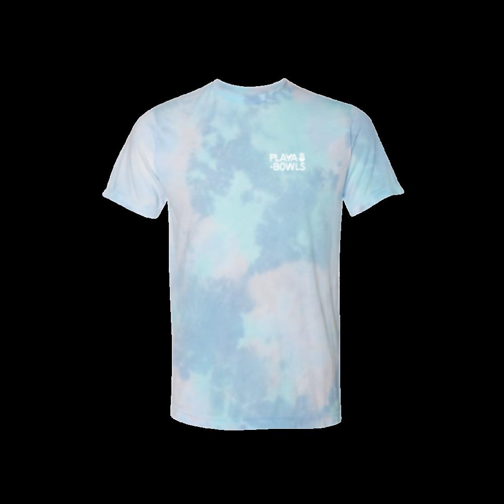 Turquoise Tie Dye T-Shirt